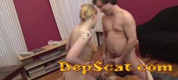 Depraved scat orgy Blondes ScatGirls - Milf, Scat Fuck [HD 720p/114 MB]