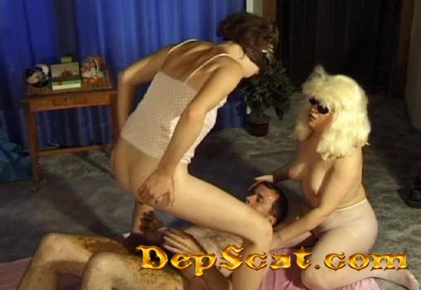 Group scat domination Part 1 ScatGirls - Amateur, Domination [SD/170 MB]