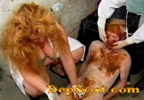 Scat therapy Part 2 ScatMilf - Amateur, Group [SD/236 MB]