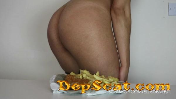 Fish Chips and Shit EllaDearest - Poop Smear, Solo [FullHD 1080p/1.12 GB]