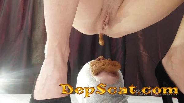 Banquet for a 3-course toilet slave will fucked Smelly Milana - Humiliation, Star Scat [FullHD 1080p/2.82 GB]