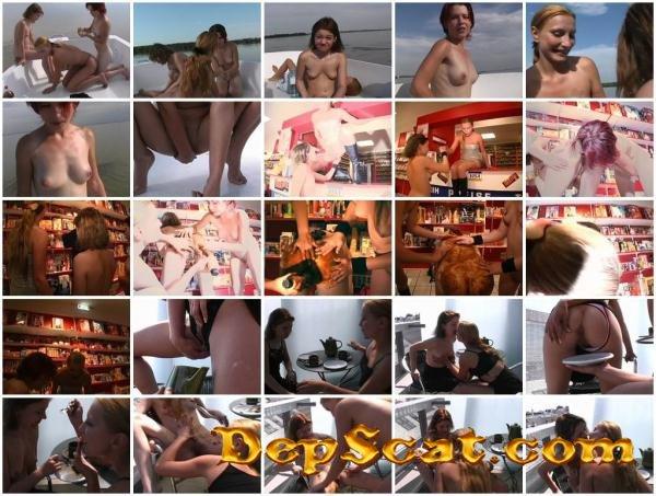 Timas new Teeny Slaves Tima - All Girls, Lesbians [DVDRip/699 MB]