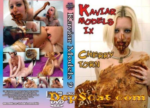 Kaviar Models 9 Cherry Torn, Estefania - Lesbians, Germany [DVDRip/699 MB]