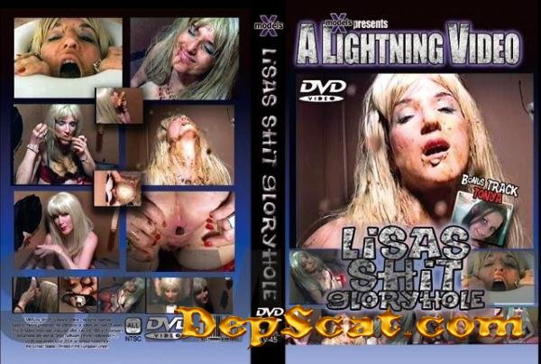 Pretty Lisa's Shit Gloryhole Pretty Lisa - Blowjob, Blonde, Fisting [DVDRip/699 MB]