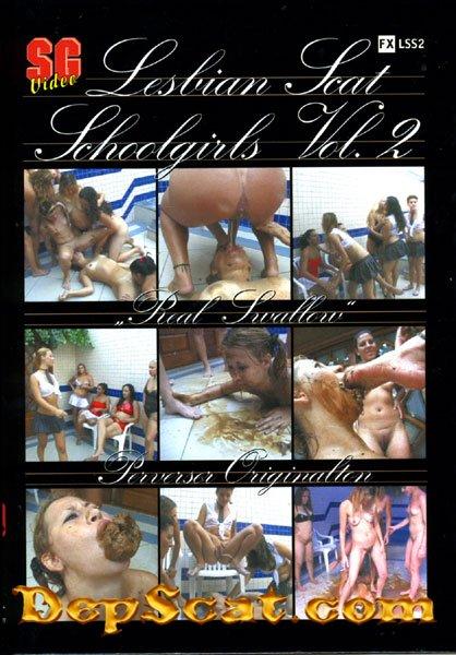 Lesbian Scat Schoolgirls 2 Brazilian Amateur Girls - Domination, Germany [DVDRip/805 MB]