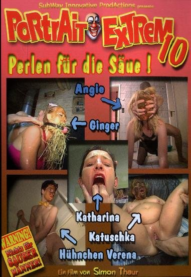 Portrait Extrem 10. Perlen Fur die Saue Germany - Gay, Fisting, Amateur [DVDRip/700 MB]