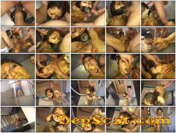 Precious Shit People 16 - B COWD-016 - Group Sex,  Japan [SD/616 MB]
