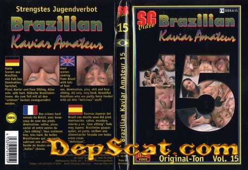 Kaviar Amateur 15 - Brazil Brazilian Girls - Domination, Brazil [DVDRip/813 MB]