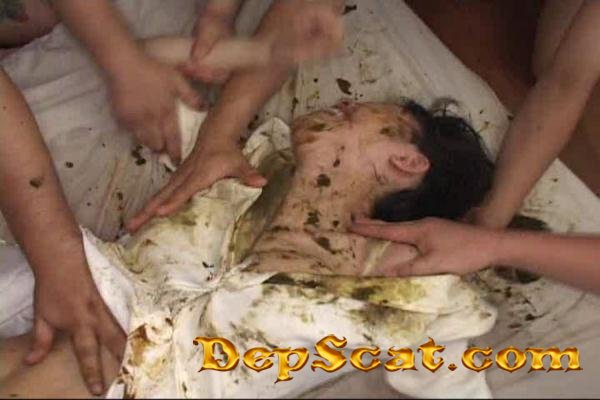 Precious Shit People 11 ファザコン娘 - Group Sex, Fucking Machine [SD/371 MB]
