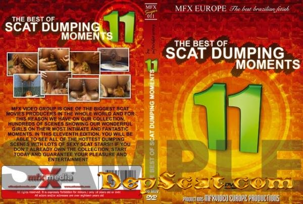 MFX-S011 - The Best of Scat Dumping Moments 11 Agata Ventury, Michele Santos, Jessica, Dyana - Lesbians, Bizarre [DVDRip/1.50 GB]