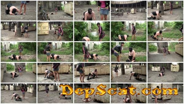 Scatting Domination 56 Leatherdyke - Spanking, Humiliation [HD 720p/273 MB]