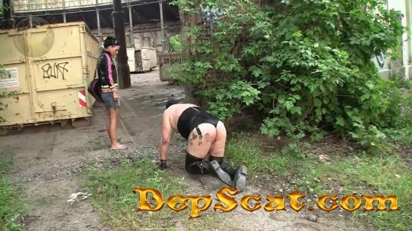 Scatting Domination 56 Leatherdyke - Spanking, Humiliation [HD 720p/273 MB]
