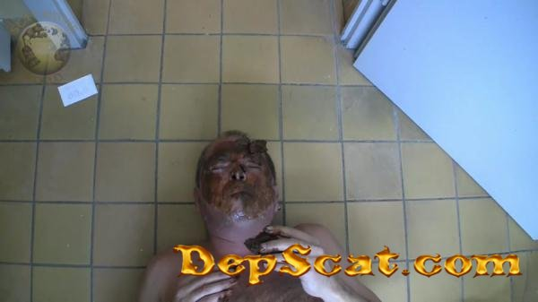 Scatting_1007 Leatherdyke - Humiliation, Toilet Slavery [HD 720p/252 MB]