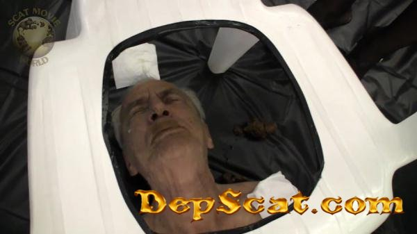 Domination Scat 1017 Leatherdyke - Femdom, Shitting [HD 720p/276 MB]