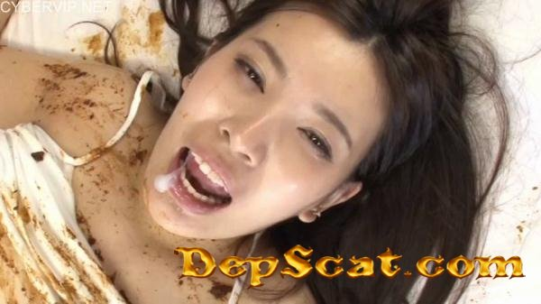 Former Gravure Anonymously ZS-010 Shock Hamesuka - Defecation, Japan [DVDRip/1.41 GB]