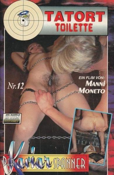 Tatort Toilette 12 / Der Kaviar Spanner ShitGirls - Scat Fuck, Anal, Germany [DVDRip/477 MB]