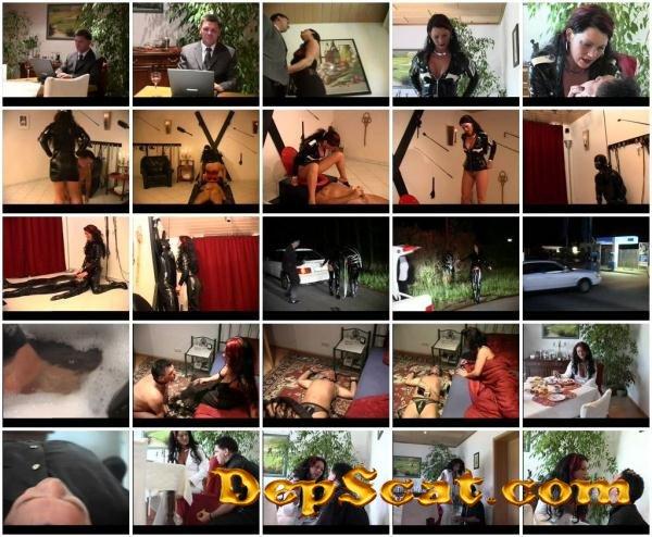 Lebenslaenglich Teil 1 Miss Cheyenne, Jean-Louis - Femdom, Germany, Latex [DVDRip/963 MB]