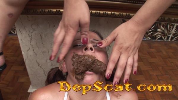 Scat Secretary Girls Lumina Lumina, Agnese - Femdom, Lesbian [FullHD 1080p/1.38 GB]