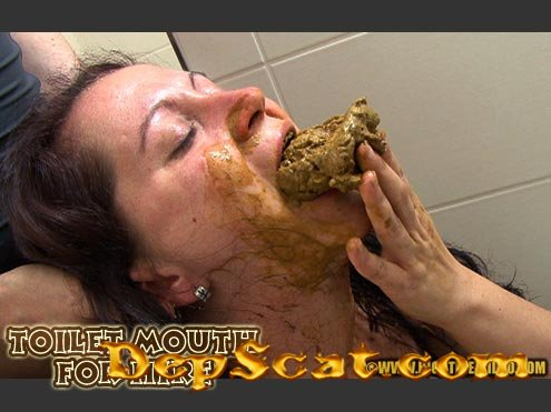 TOILET MOUTH FOR HIRE Victoria, Mia - Lesbians, Group [HD 720p/1.77 GB]