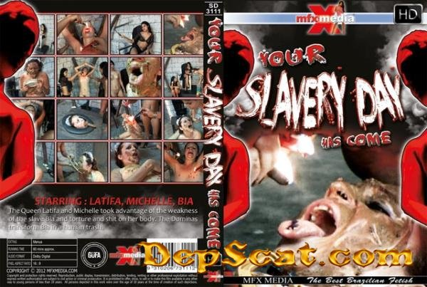 [SD-3111] Your Slavery Day Has Come Latifa, Mochelle, Bia - Lesbian, Domination [HDRip/1.27 GB]
