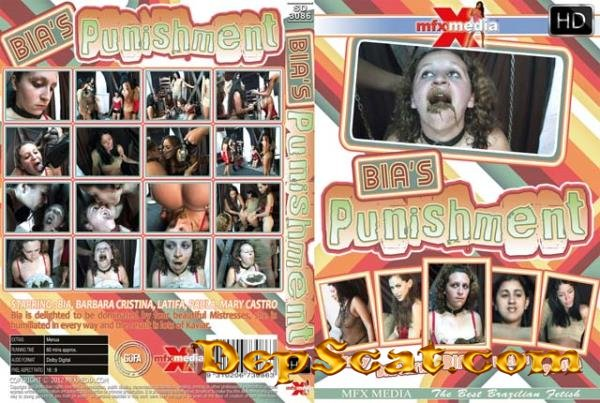[SD-3086] Bia´s Punishment Bia, Barbara Cristina, Latifa, Paula, Mary Castro - Lesbian, Domination [HDRip/1.23 GB]