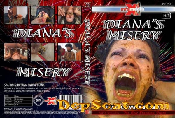 SD-3182 Diana's Misery Iohana, Latifa, Diana - Domination, Brazil [HDRip/1.40 GB]