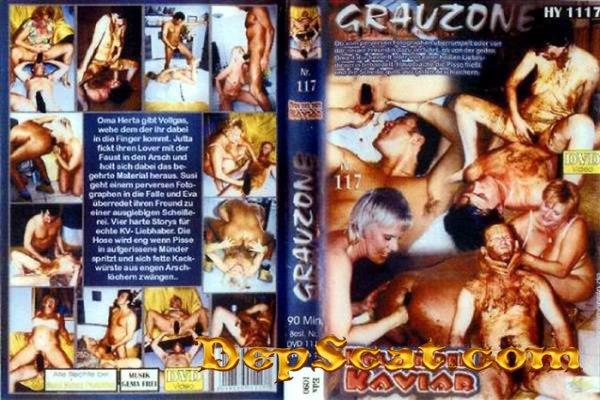 Grauzone 117 Hol Dir Den Kaviar - Scat Fuck, Anal, Germany [DVDRip/700 MB]