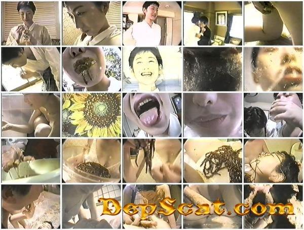 Squirmfest 2 Asian Girls - Japan, Retro [DVDRip/698 MB]
