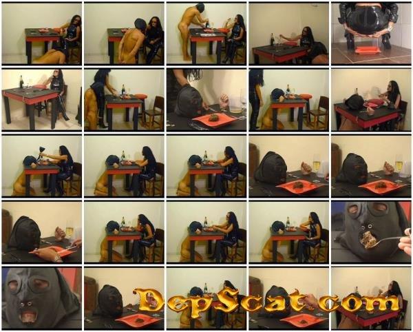 Dinner with miss Larissa Miss Larisa - Domination, Femdom [SD/103 MB]