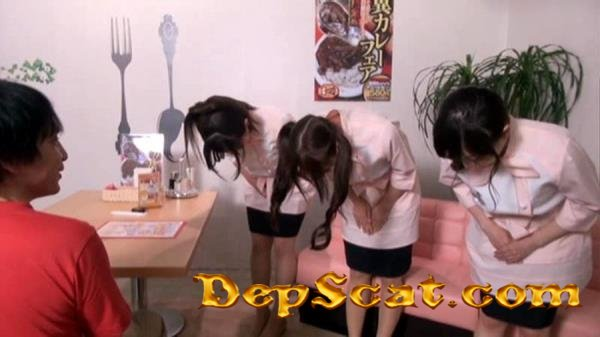Defecation Family Restaurant VRXS-116 Seiko Ida, Yuko Tomimoto, Minami Shinjo, Eri Makino - Facesitting, Japan [DVDRip/2.90 GB]