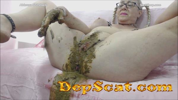 The 45 min scat exam Abbraxa - Solo, Mature [FullHD 1080p/2.82 GB]