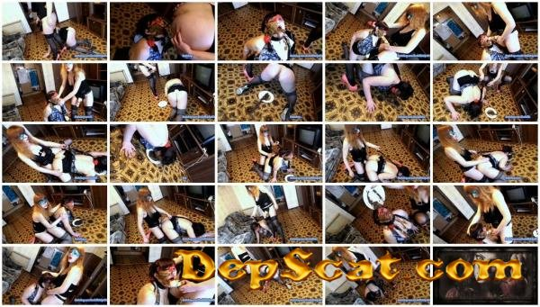 Strap-on for dogs Olga ModelNatalya94 - Domination, Amateur [FullHD 1080p/1.19 GB]