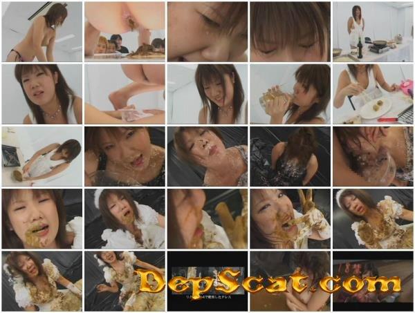 MASD-008 (US 01 Ultra Shiteating) Japan Scat Piss Shit Eating Vomit Puke Asian Girl - Japan, Humiliation, Vomit [DVDRip/1.46 GB]