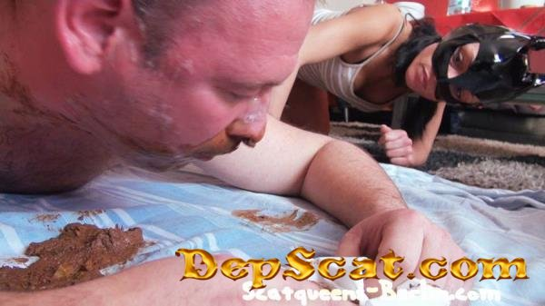 Scat Cats - A Big Pile of Shit for the Toilet Slave 2 Lady Domi, Lady Kimi - Vomit, Spit, Germany [SD/302 MB]