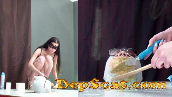 5 girls raped me. Part 4. Christina with MilanaSmelly Christina, MilanaSmelly - Defecation, Femdom [HD 720p/379 MB]