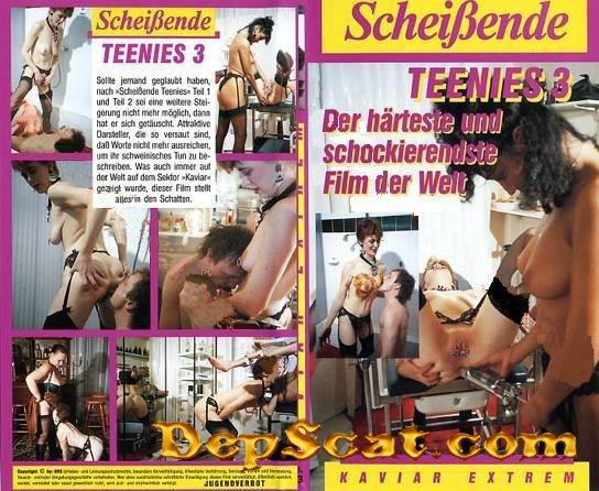 Scheißende Teenies 3 Anita Feller - Anal Fisting, Germany [DVDRip/575 MB]