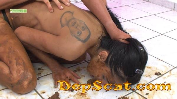 Eat My Scat My Little Girl Chris, Fefe - Eat shit, Vomit, Brazil [FullHD 1080p/1.32 GB]