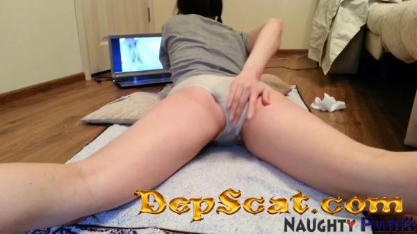 Anal porn Pantypoop NaughtyPuma - Panty Scat, Solo, Amateur [FullHD 1080p/435 MB]