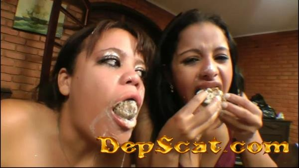 2 Girls 1 Cup No.2 ( HUNGRY BITCHES - 2 ) Nikki and Jessi - Scat, Lesbian, Brazil [FullHD 1080p/2.15 GB]