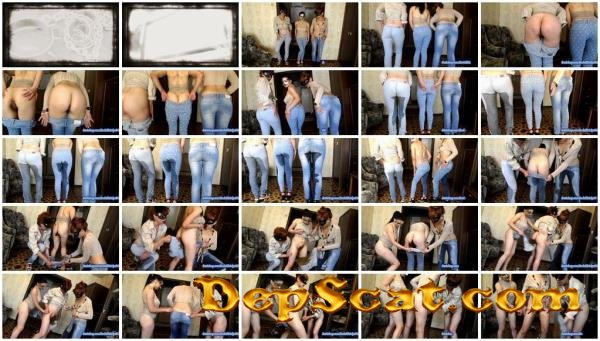 Dirty women show in jeans ModelNatalya94 - Scatology, Threesome, Amateur [FullHD 1080p/1.23 GB]