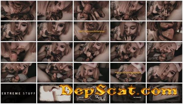 ULTRA closeup SCAT BLOWJOB DirtyBetty - Teen, Blowjob [FullHD 1080p/368 MB]