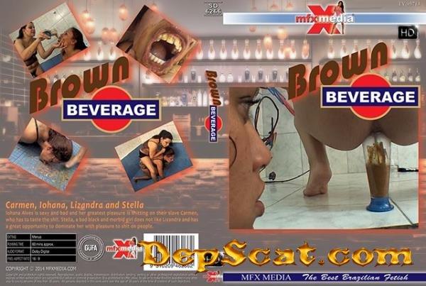 SD-6266 Brown Beverage Carmen, Iohana, Lizandra, Stella - Lesbian, Orgy, Brazil [HDRip/1.36 GB]