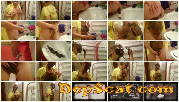 Shit in the sink Brown wife - Solo, Boobs [FullHD 1080p/918 MB]