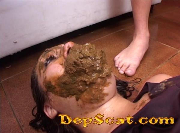Forced to swallow scat 8 ShitGirls - Humiliation, Brazil [DVDRip/957 MB]