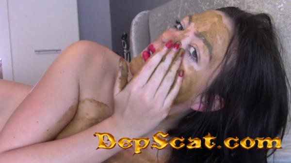 Dirty Talking Scat Play Evamarie88 - Masturbation, Milf [FullHD 1080p/959 MB]