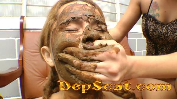 Eat My Enormous Scat 2 - By Top Girl Melissa Cutti Melissa Cutti, Izabela - Scat, Femdom, Lesbian [FullHD 1080p/2.21 GB]