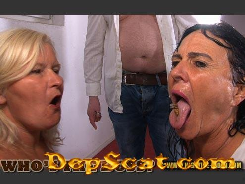 WHO'S THE BOSS Daria, Marlen - Humiliation, Lesbians, Mature [SD/991 MB]