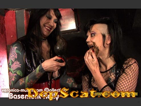 VM46 - BASEMENT KELLY Veronica Moser, Kelly, 1 male - Scatology, Group [SD 720p/1024 MB]