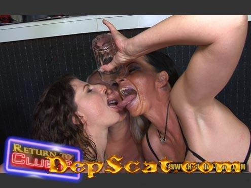RETURN TO CLUB P Sabrina Deep, Gina Blonde, Dacada - Lesbians, Pissing [HD 720p/1.22 GB]