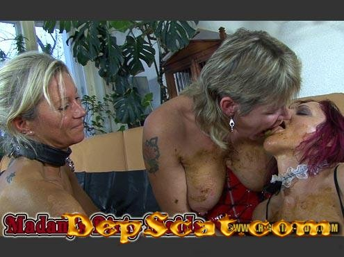 MADAM'S DIRTY MAIDS Kira, Molly, Sexy - Lesbians, Farting [SD/738 MB]